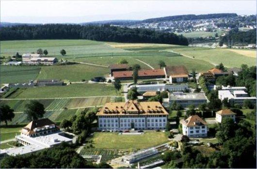 Grangeneuve, Institut agricole