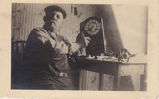 Versoix Horloger Ernest Chevrot 1836 - 1920