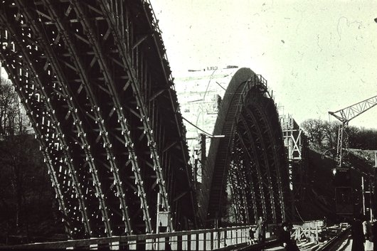 Construction pont