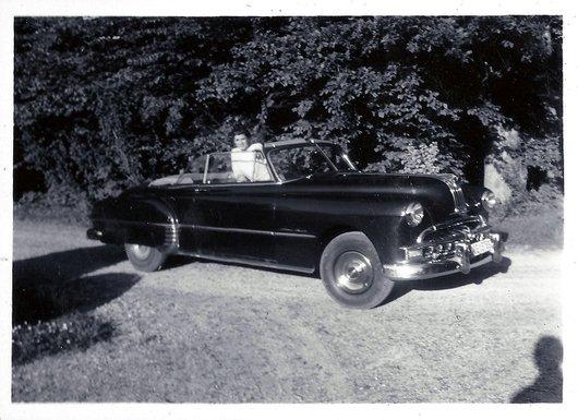 Hilda et la Pontiac