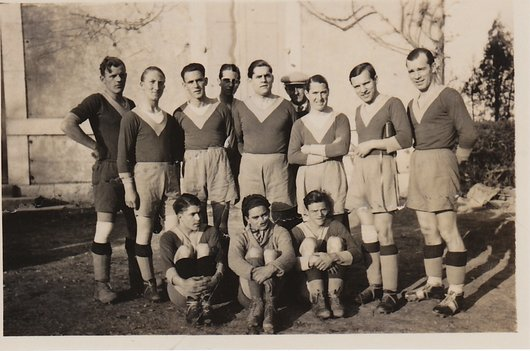 Plainpalais Sports Champion Genevois 1936 - 1937