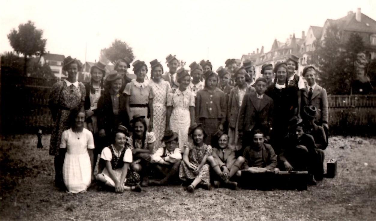 Visite à l'Expo 1939