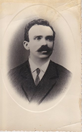 Maçon italien 1914