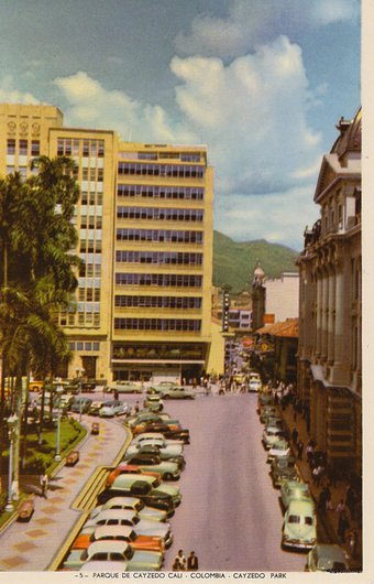 Cali - Colombie - 1950