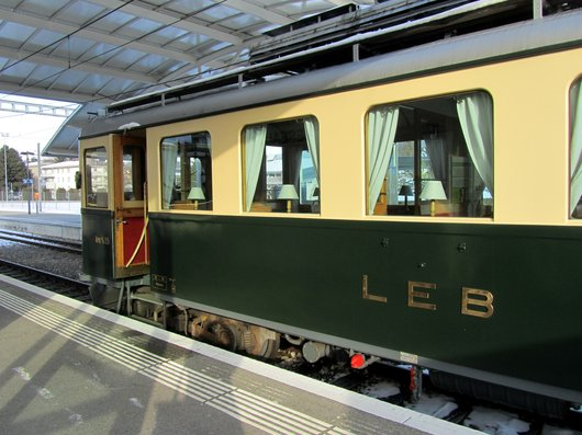Cheseaux-sur-Lausanne LEB