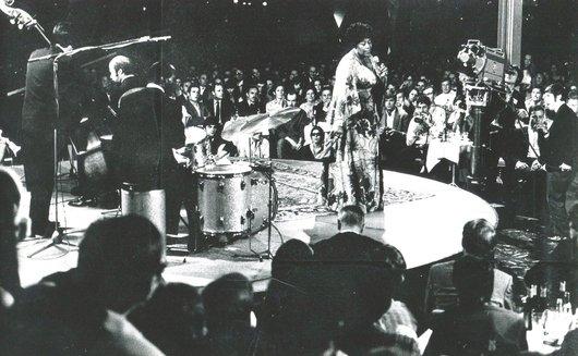 Ella Fitzgerald à Montreux