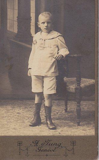 "Pinchat - ""Orphelin"" 1917"