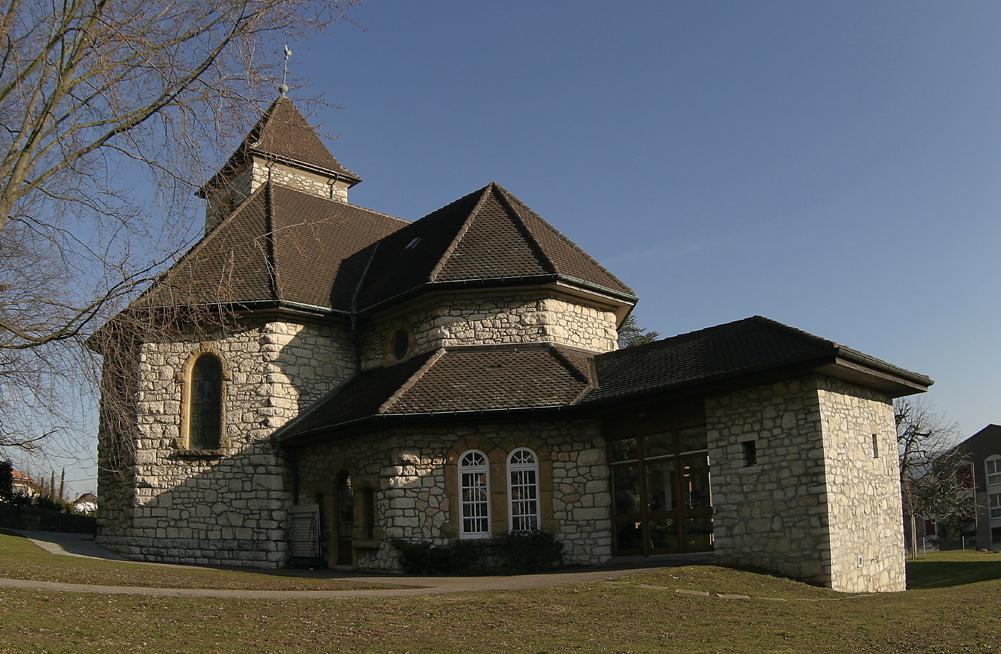 Temple protestant du Landeron