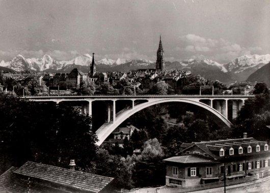 Berne - Le Nouveau Pont