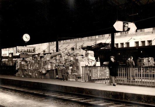 Gare de Lausanne, voie 5-6