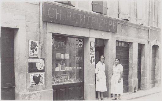 CH. Petit Pierre, Lutry