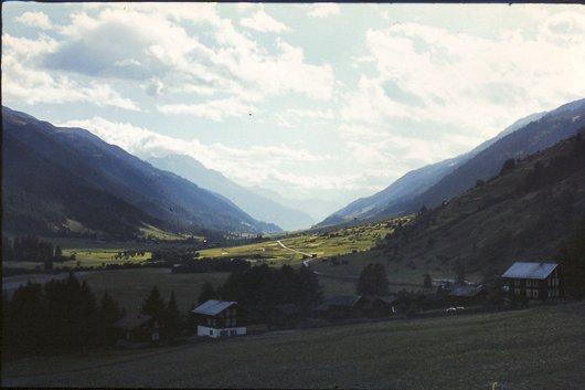 Vallée de Conches VS en 1970