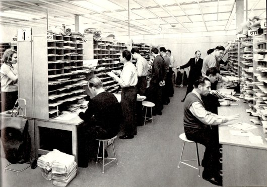 Centre postal de Lausanne