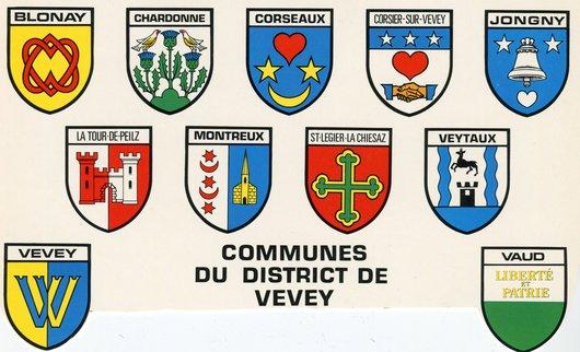 District de Vevey