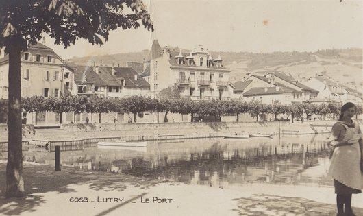 Lutry- Le Port 1938