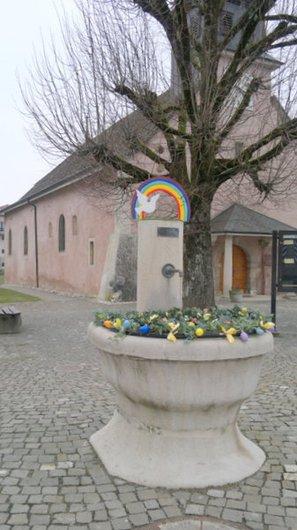 Fontaines décorées - Crassier