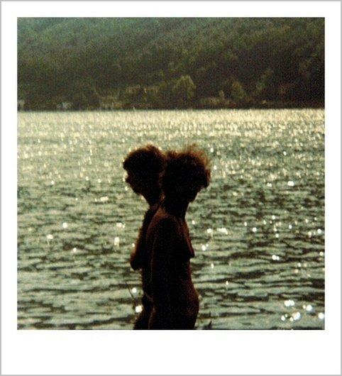 Vacances au Tessin - Lac de Lugano - 1980