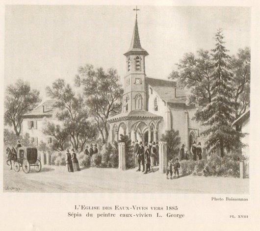 Temple des Eaux-Vives