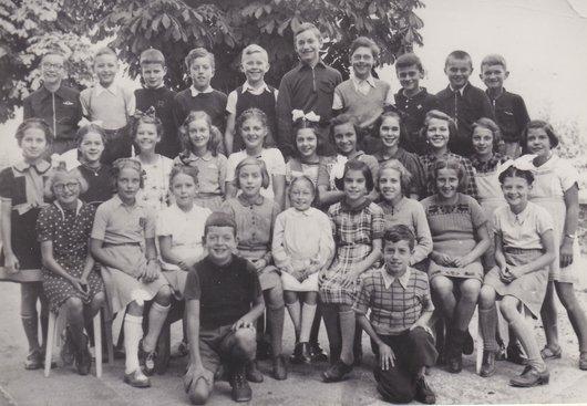 Le Landeron - Ecole primaire 1946