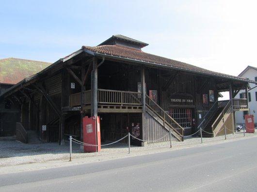 Théâtre du Jorat Mézières Vaud