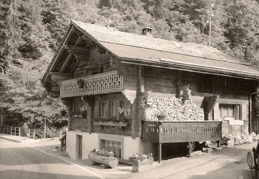 Le Sépey - Maison des Ormonts