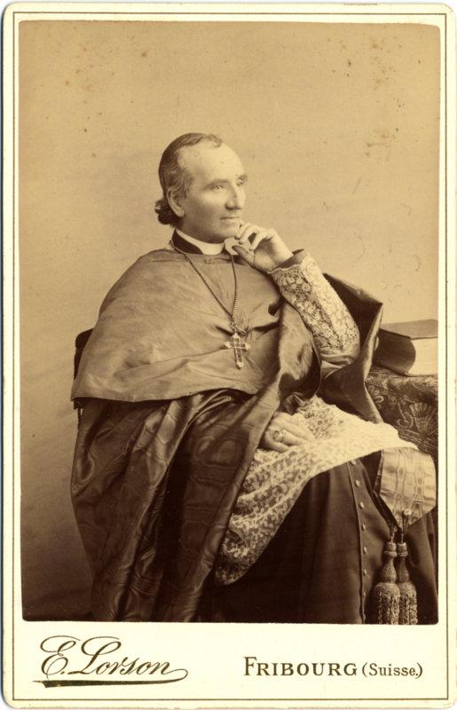 Mgr André Bovet, évêque de Lausanne et Genève (1912-1915)