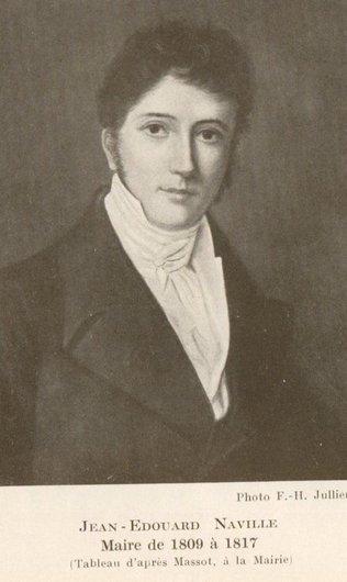 01 Jean-Edouard Naville 1809-1817