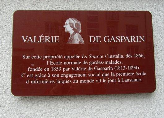 Valérie de Gasparin