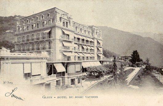 Glion - Hôtel du Righi vaudois