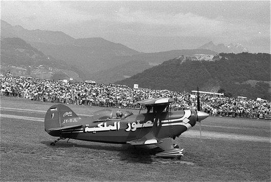 Biplan Pitts S-2S