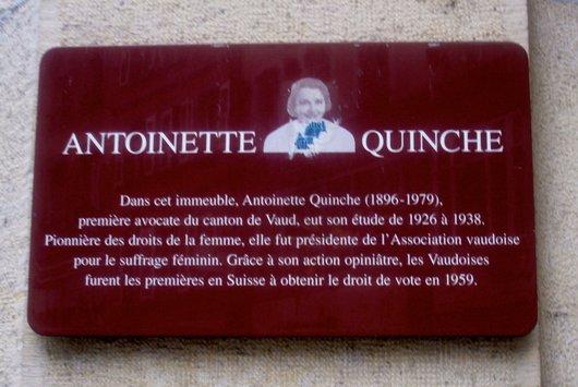 Antoinette Quinche
