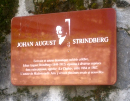 Auguste Strindberg