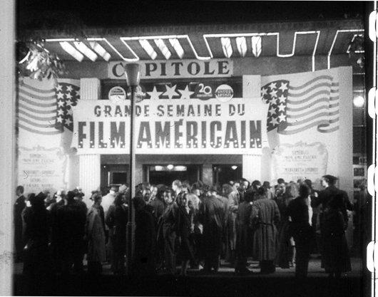 Cinéma lausannois le Capitole