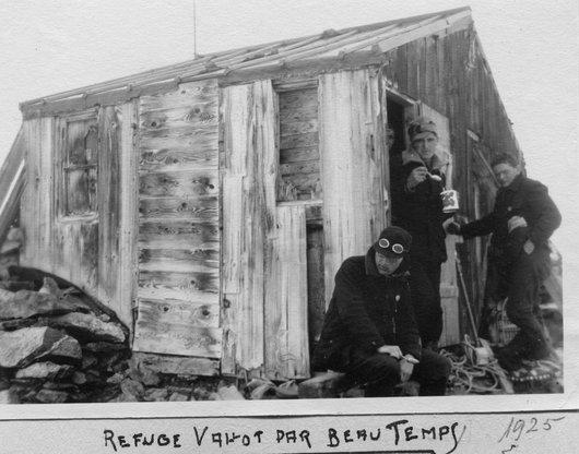 Refuge Vallot 1925