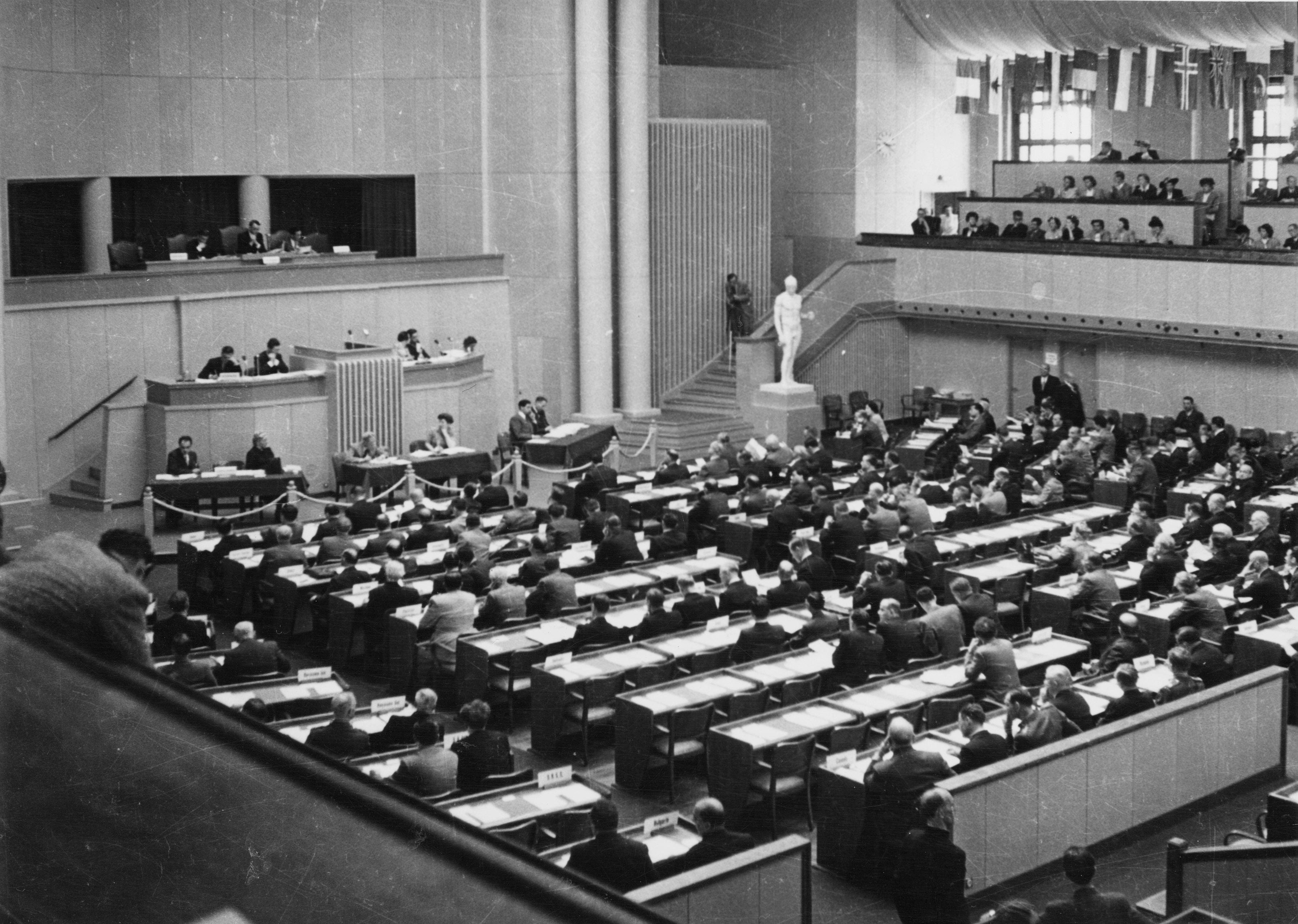 La révision des Conventions de Genève