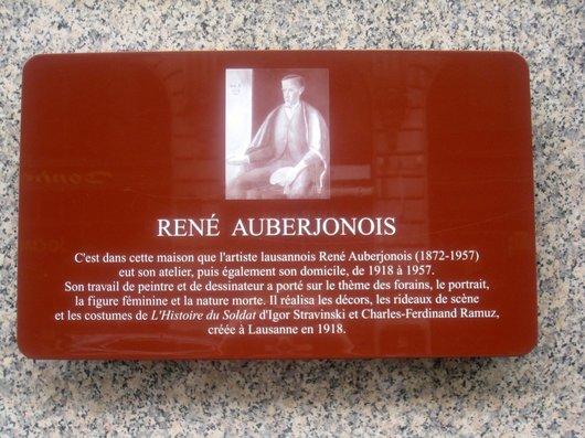 René Auberjenois