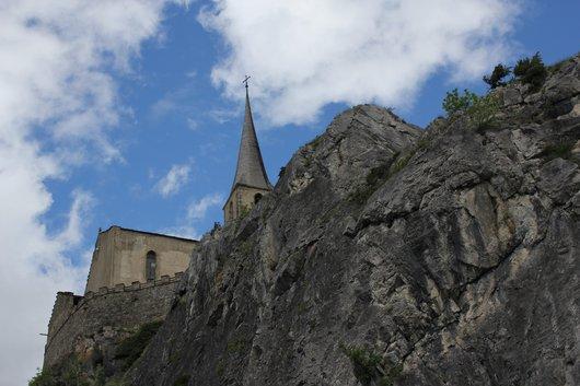 Le château-église