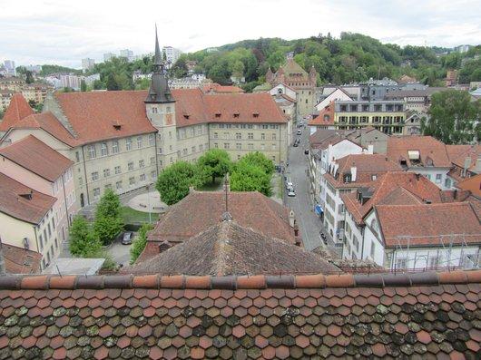 Lausanne Ancienne académie