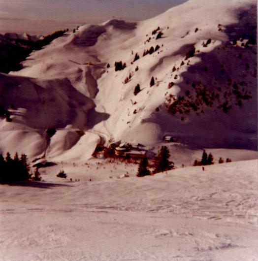 Bretaye en hiver