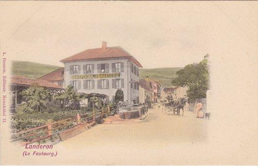 Landeron - le Faubourg