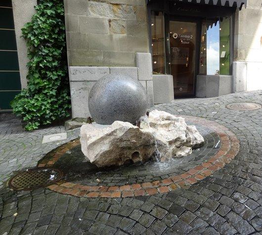 """Fontaine """"Au Beau Pays de Vaud"""""""