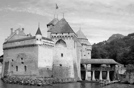 Châteaux du canton de Vaud