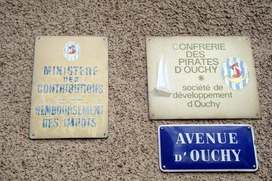 Inauguration de la Ruelle des Pirates