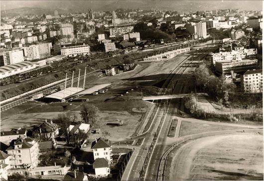 Visite de l'Expo. nationale 64 par Felix Clément