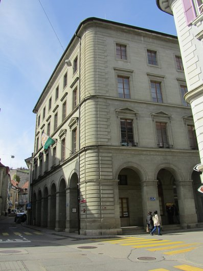 Moudon Hôtel de Ville