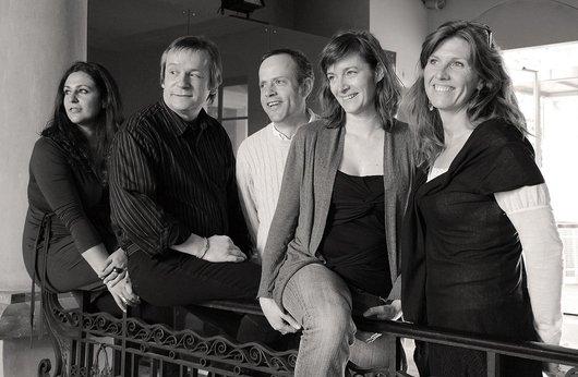 L'équipe du Théâtre en Cavale - saison 2011-2012