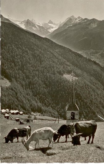 Chandolin, vers 1940