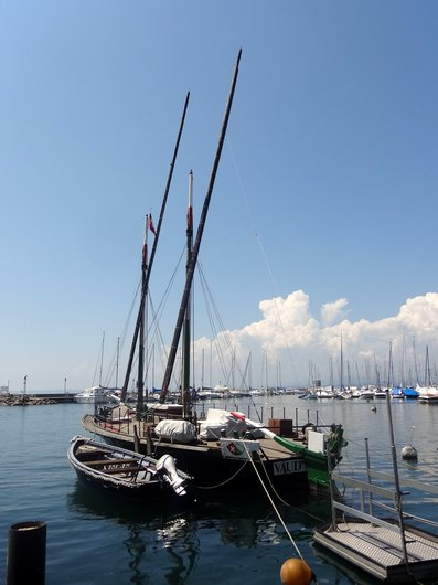 Barque La Vaudoise - Ouchy