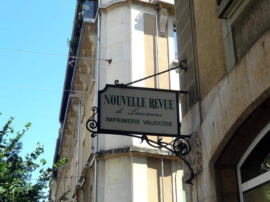 Nouvelle Revue de Lausanne