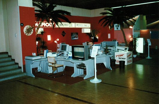 Exposition Computer 1989 - Stand MIP.